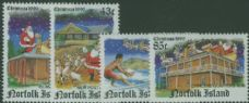 NFI SG499-502 Christmas 1990 set of 4